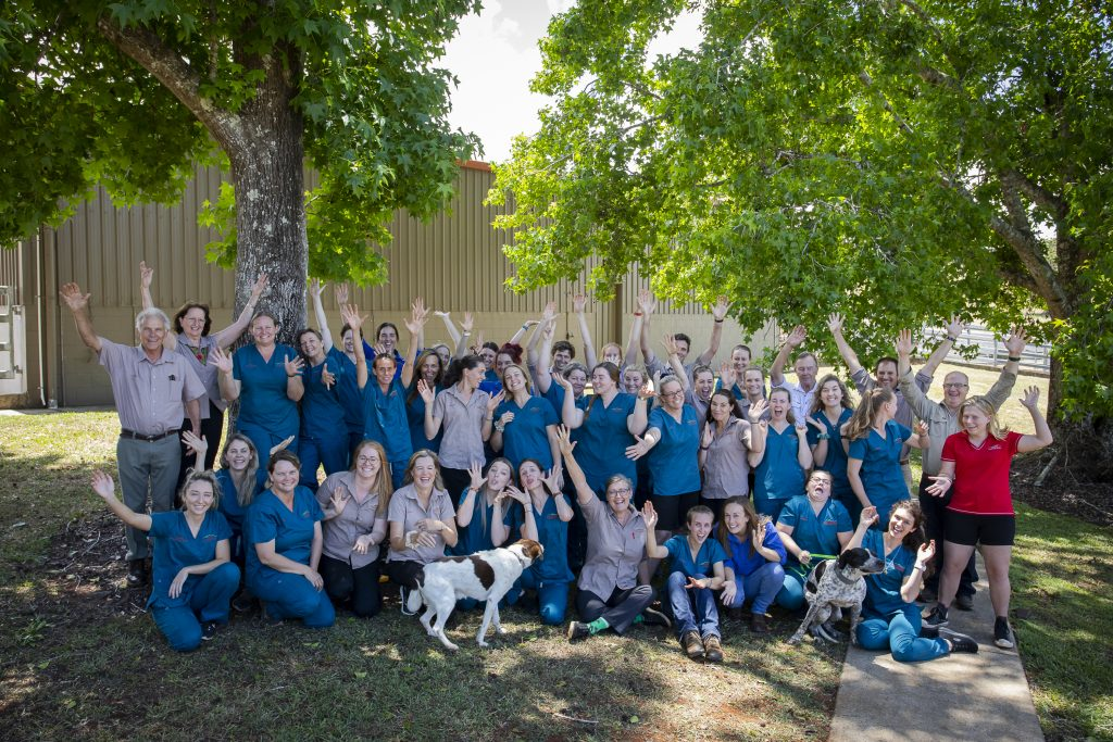 Tableland Veterinary Service Great Place To Work-Certified