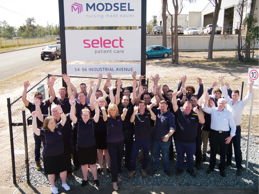 Modsel Great Place To Work-Certified