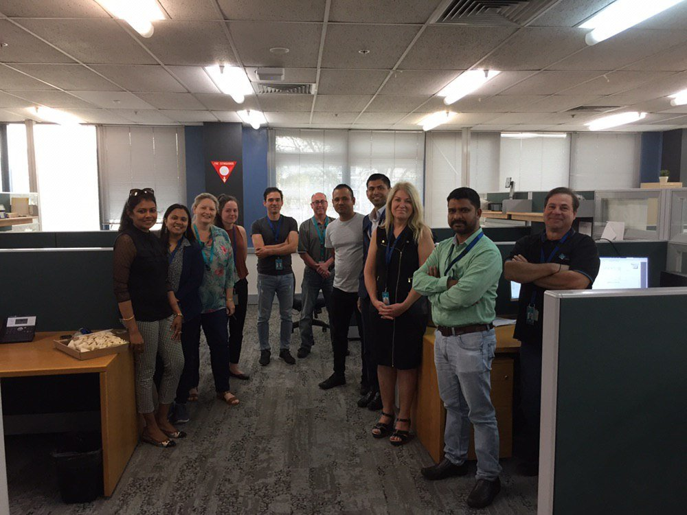 CAD Team, Rosebery Office Sydney