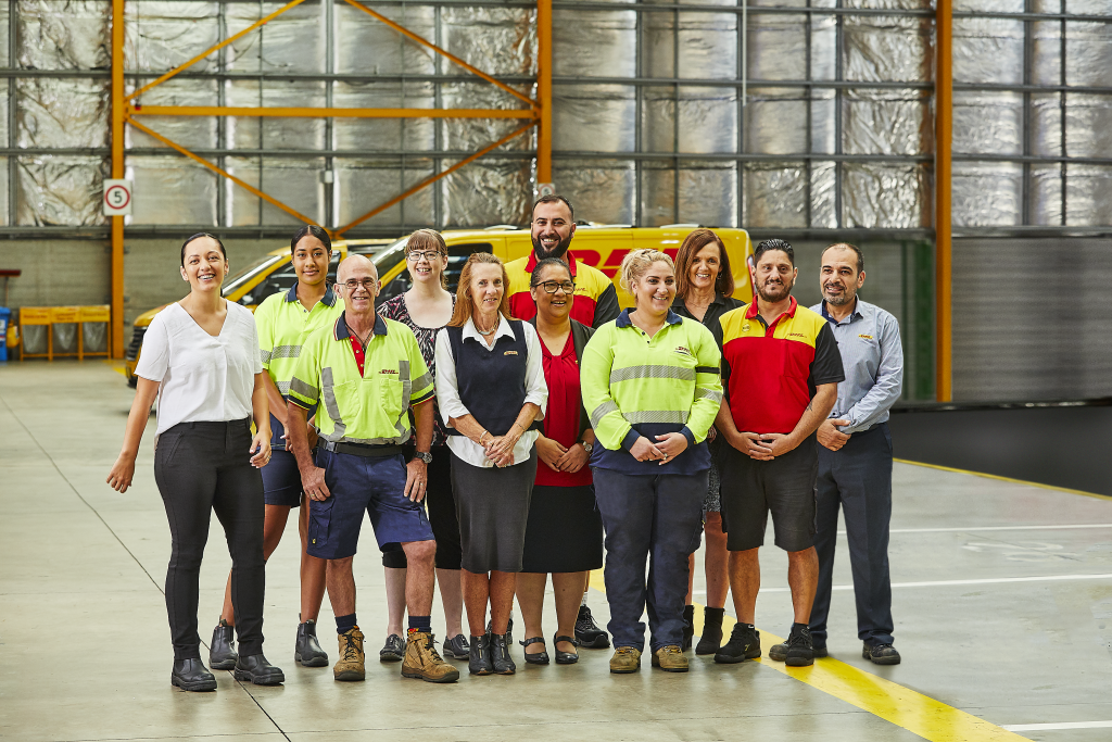 DHL Express Australia Great Place to Work-Certified
