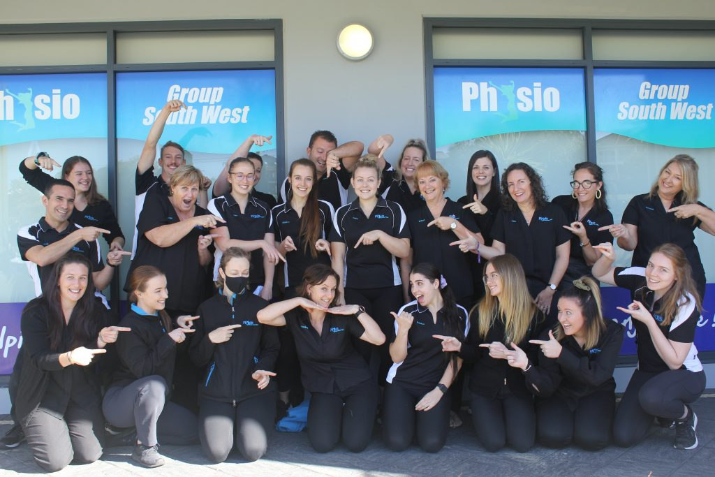 Physio Group South-west Great Place to Work-Certified