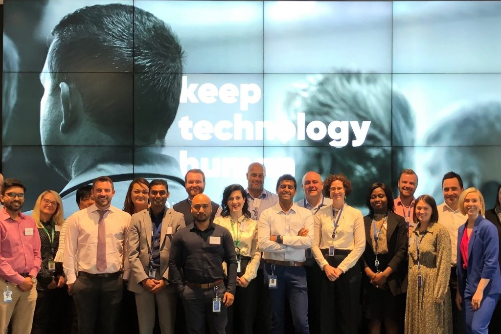 Our team live our purpose, to keep technology human