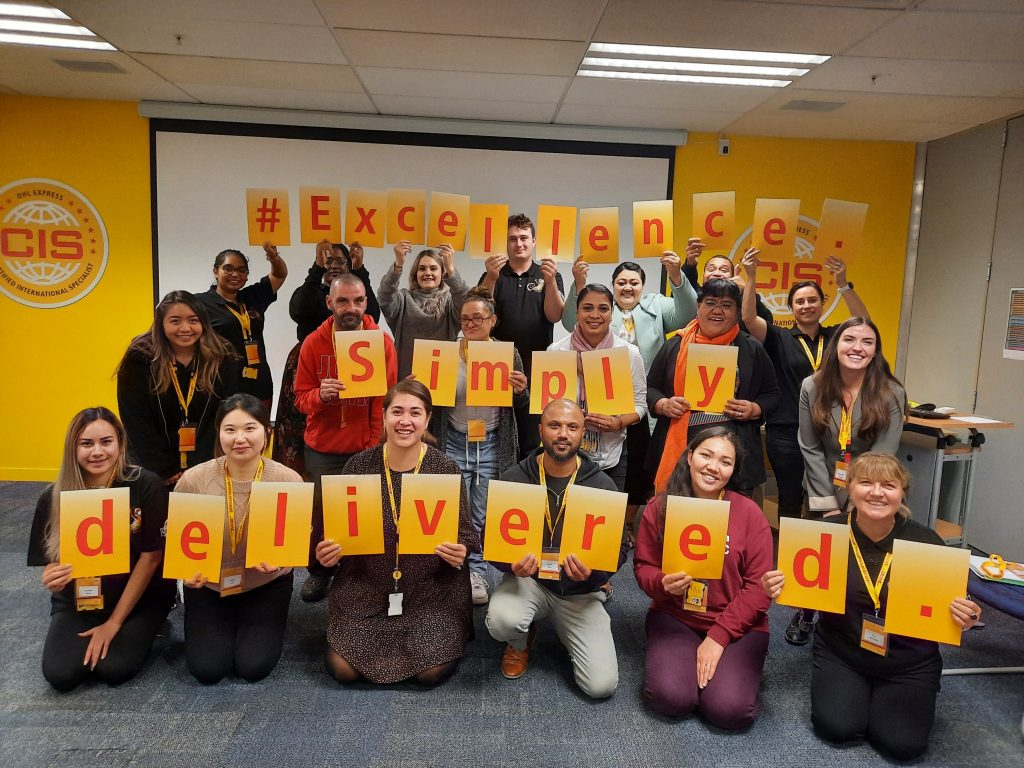 DHL Express New Zealand Great Place To Work-Certified
