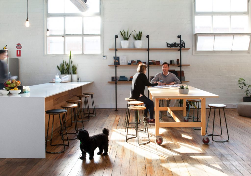 Bellroy Great Place to Work Certified