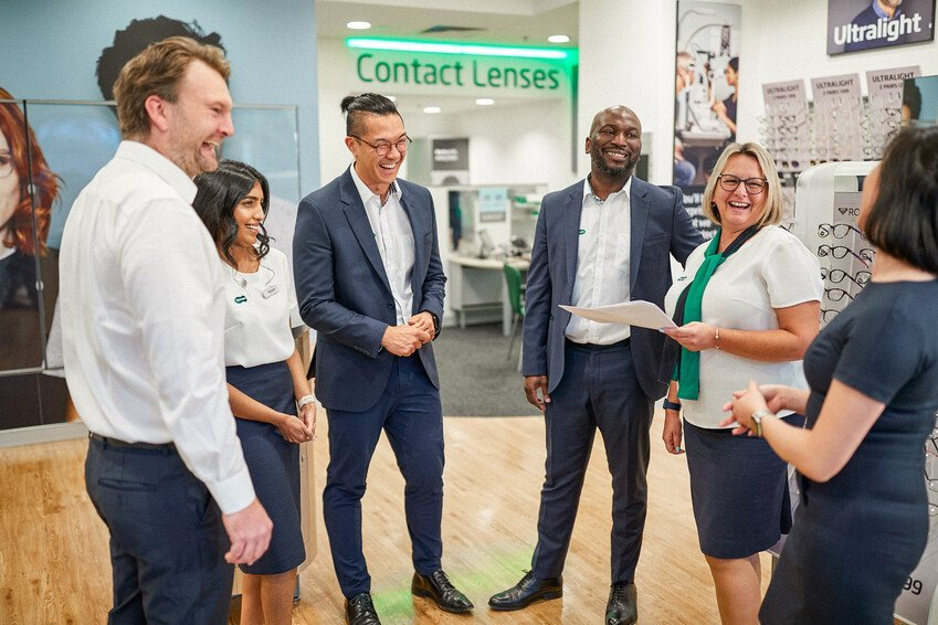 Specsavers Australia Great Place To Work-Certified