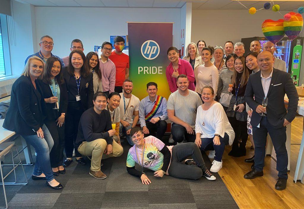 HP Australia Pty Ltd to Work-Certified