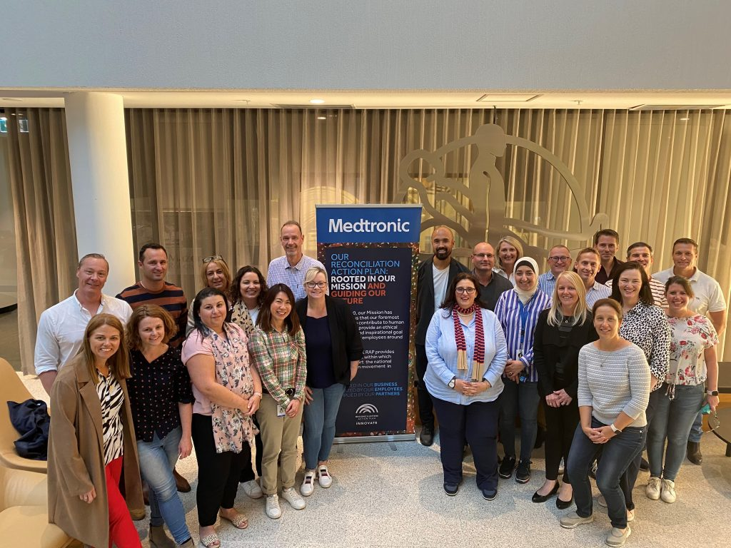 Medtronic Australasia Pty Ltd Great Place To Work-Certified