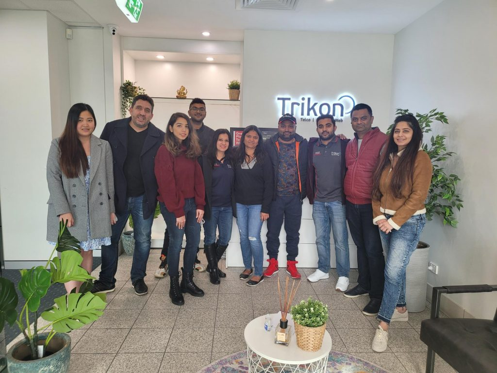 Trikon Great Place to Work Certified