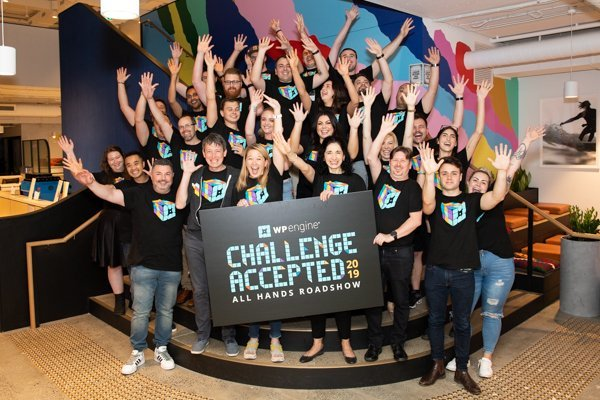WP Engine Great Place to Work Certified