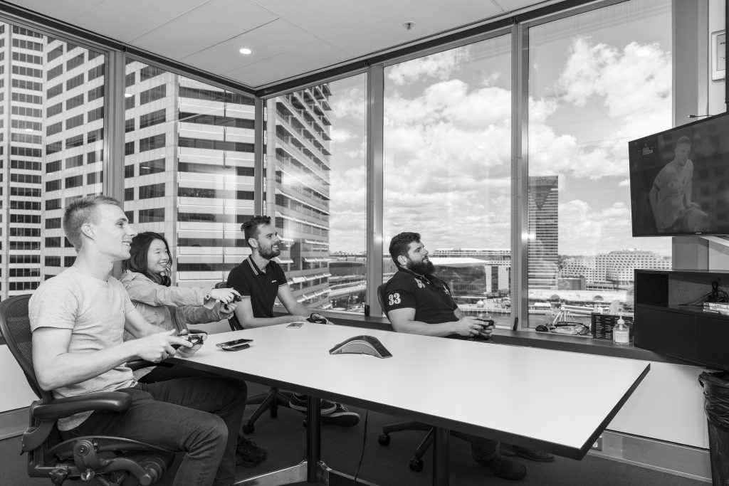 Macquarie Cloud Services Great Place to Work-Certified